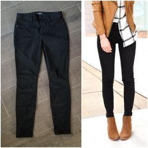 Level99 black stretchy skinny pants